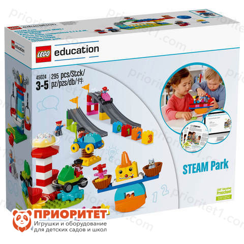 Набор «Планета STEAM» Lego Education